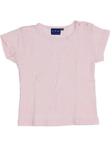 Camiseta de manga corta niña CFK rosa 4 años verano #1458517_1