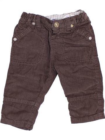 Pantalón niño CHICCO violeta 6 meses invierno #1458586_1