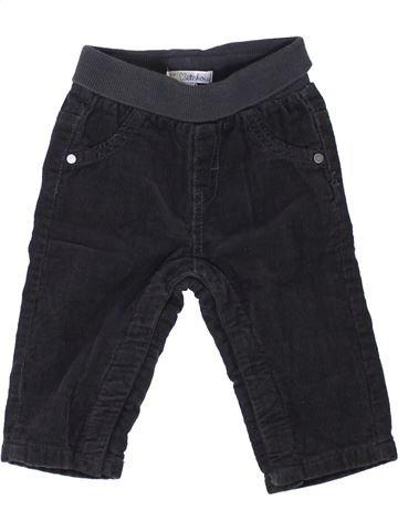 Pantalon garçon KIABI bleu foncé 6 mois hiver #1458780_1