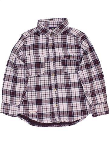 Camisa de manga larga niño SERGENT MAJOR gris 5 años invierno #1458828_1