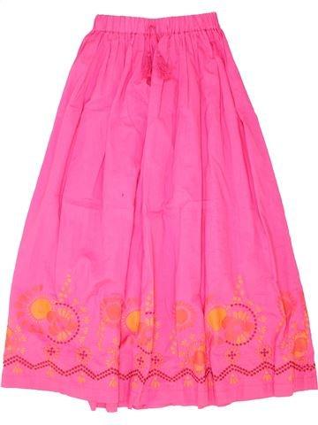 Falda niña VERTBAUDET rosa 12 años verano #1458920_1