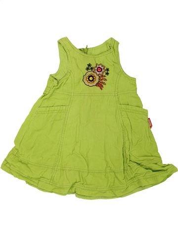 Vestido niña SIGIKID verde 3 años invierno #1458982_1