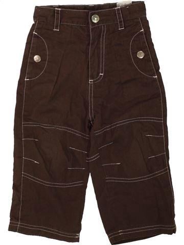 Pantalón niño POWER KIDS marrón 2 años invierno #1458984_1