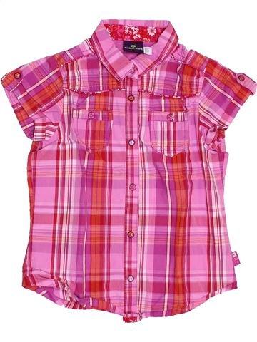 Blusa de manga corta niña SERGENT MAJOR rosa 6 años verano #1459052_1