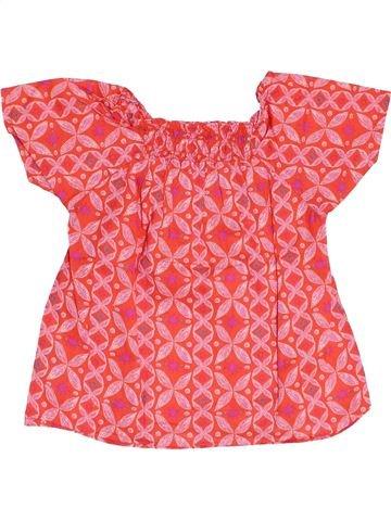 Blusa de manga corta niña LA COMPAGNIE DES PETITS rosa 5 años verano #1459059_1