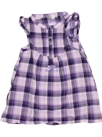 Blusa de manga corta niña ORCHESTRA violeta 6 años verano #1459089_1