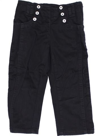 Pantalón corto niña ORCHESTRA azul oscuro 5 años invierno #1459099_1