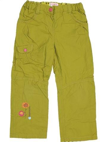 Pantalón niña LA COMPAGNIE DES PETITS marrón 3 años invierno #1459125_1