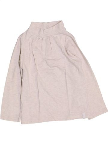 Camiseta de manga larga niña DPAM violeta 2 años invierno #1459142_1