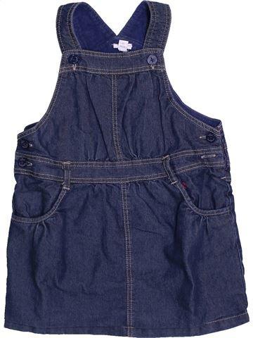 Vestido niña P'TIT BISOU azul 2 años invierno #1459148_1