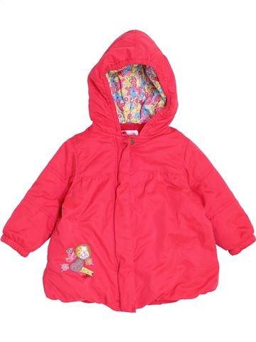 Abrigo niña LA COMPAGNIE DES PETITS rojo 12 meses invierno #1459158_1