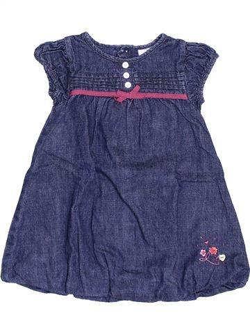 Vestido niña CADET ROUSSELLE azul 18 meses invierno #1459172_1