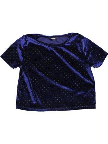 Camiseta de manga corta niña GEORGE negro 8 años invierno #1459228_1