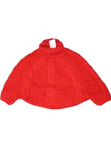 Pull fille HEATONS rouge 8 ans hiver #1459310_1