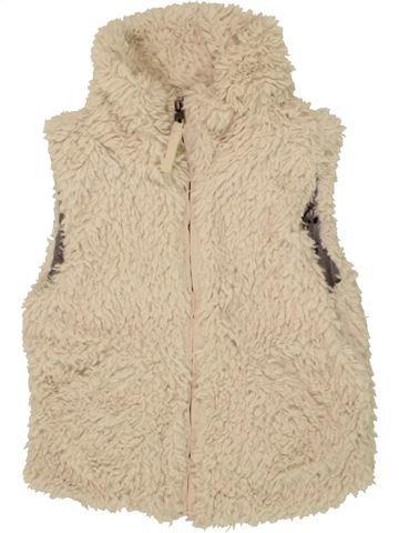 Chaleco niña H&M beige 11 años invierno #1459339_1