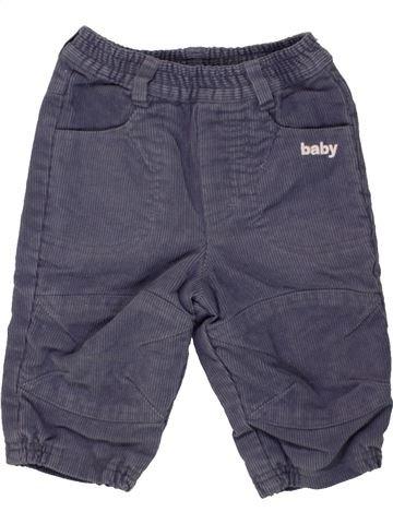 Pantalón niño H&M azul 3 meses invierno #1459359_1