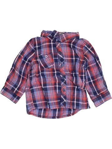 Camisa de manga larga niño TAPE À L'OEIL gris 9 meses invierno #1459579_1
