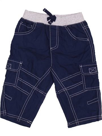 Pantalón niño TU azul 9 meses verano #1459728_1