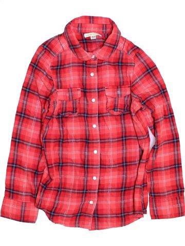 Blusa de manga larga niña VERTBAUDET rosa 8 años invierno #1459770_1