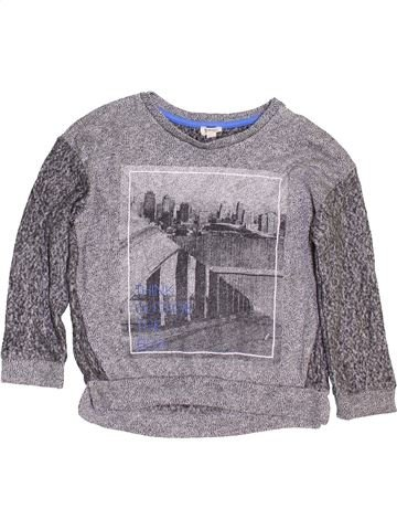 jersey niño RIVER ISLAND gris 5 años invierno #1459798_1