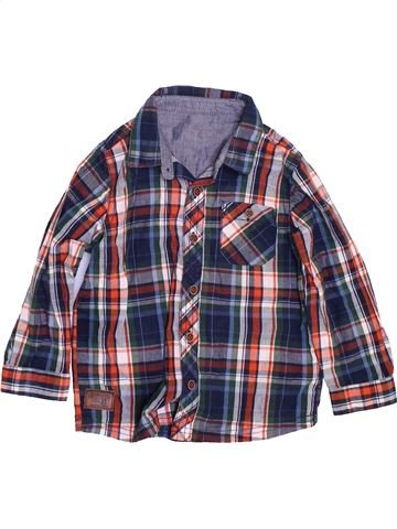 Camisa de manga larga niño DUNNES STORES violeta 3 años invierno #1459870_1