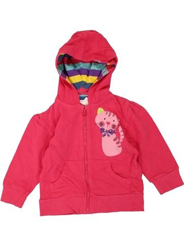 Sweat fille C&A rouge 2 ans hiver #1459956_1