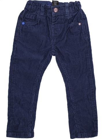 Pantalón niño NEXT azul 18 meses invierno #1460070_1