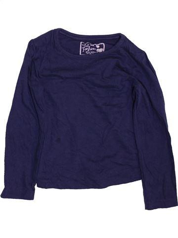 Camiseta de manga larga niña PRIMARK azul 7 años invierno #1460098_1