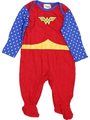 Pijama de 1 pieza niña MOTHERCARE rojo 6 meses verano #1460101_1