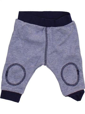 Pantalon garçon DEBENHAMS bleu 3 mois hiver #1460109_1