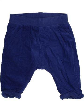 Pantalón niño MARKS & SPENCER azul 6 meses invierno #1460135_1