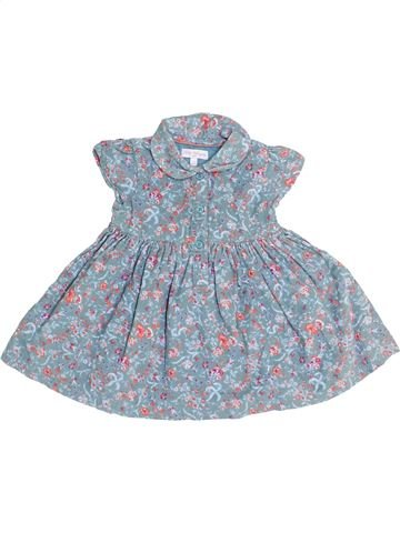 Vestido niña BHS azul 9 meses invierno #1460168_1