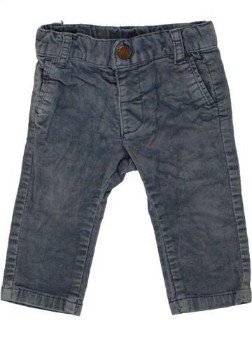 Pantalón niño JBC azul 3 meses invierno #1460333_1
