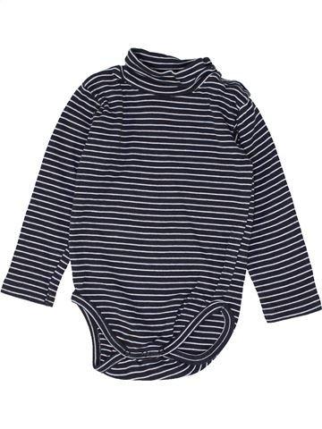 Camiseta de cuello alto niño TEX negro 2 años invierno #1460481_1