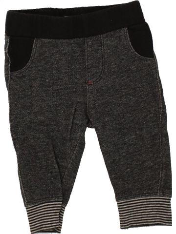 Pantalon garçon CATIMINI noir 6 mois hiver #1461489_1