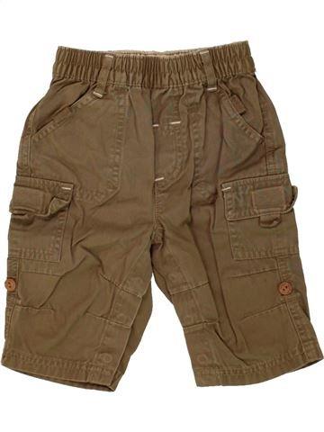 Pantalon garçon CADET ROUSSELLE marron 6 mois hiver #1461544_1