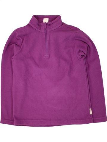 Ropa deportiva niña QUECHUA violeta 10 años invierno #1461878_1