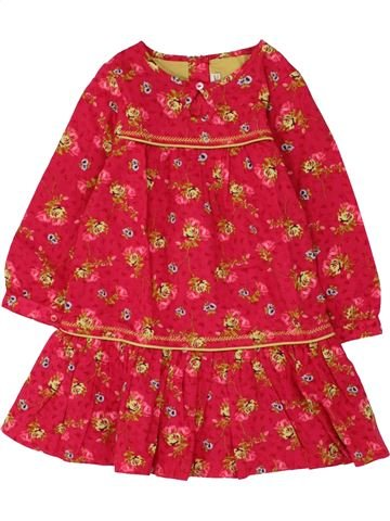 Robe fille ORCHESTRA rouge 2 ans été #1462154_1