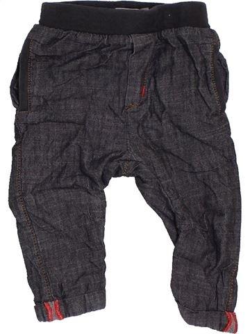 Pantalon garçon CATIMINI noir 3 mois hiver #1462738_1