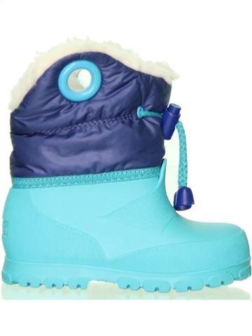 Botas niño DÉCATHLON azul 20 invierno #1462887_1