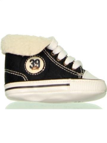 Zapatos bebe niño GRAIN DE BLÉ negro 18 invierno #1463402_1