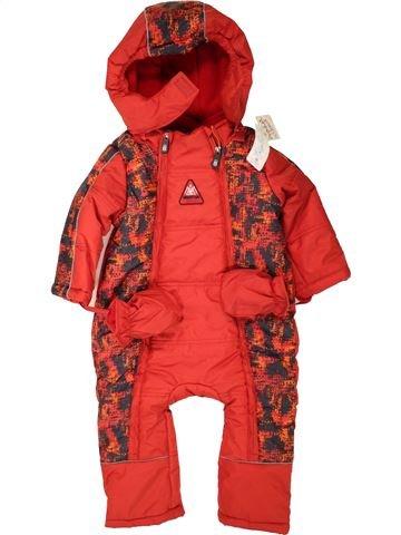 Ski garçon ORCHESTRA rouge 2 ans hiver #1463732_1