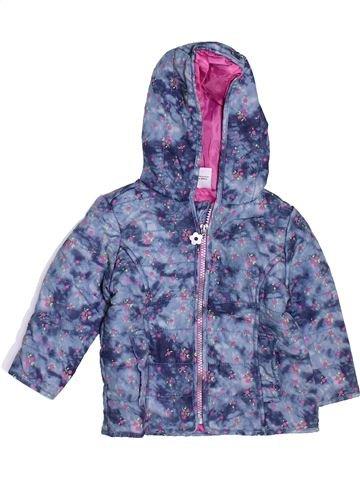 Veste fille TOPOMINI violet 18 mois hiver #1463883_1