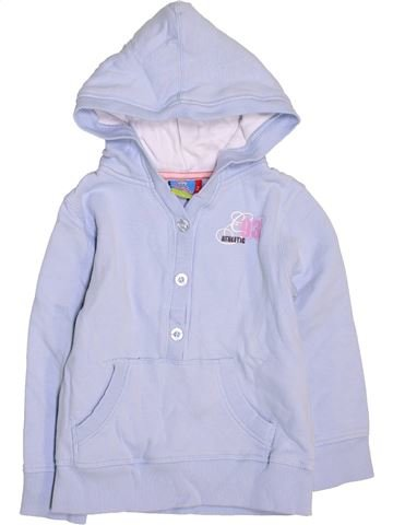 Sweat fille TOPOLINO gris 6 ans hiver #1463981_1