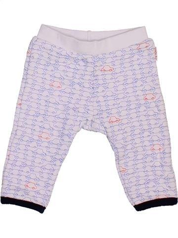 Pantalón niño BRIOCHE blanco 3 meses invierno #1464041_1