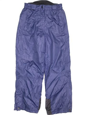 Ski garçon CRANE violet 10 ans hiver #1464109_1
