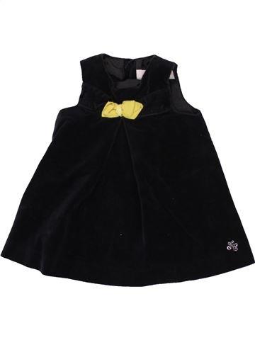 Vestido niña TARTINE ET CHOCOLAT negro 6 meses invierno #1464153_1