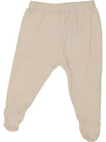 Pantalon garçon BOUT'CHOU beige 3 mois hiver #1464347_1