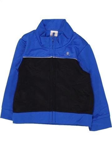 Sportswear garçon DOMYOS bleu 12 mois hiver #1464965_1