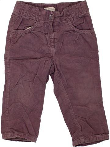 Pantalón niña IN EXTENSO violeta 2 años invierno #1465121_1